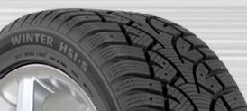 Hercules gets ready for winter with 3 new tires