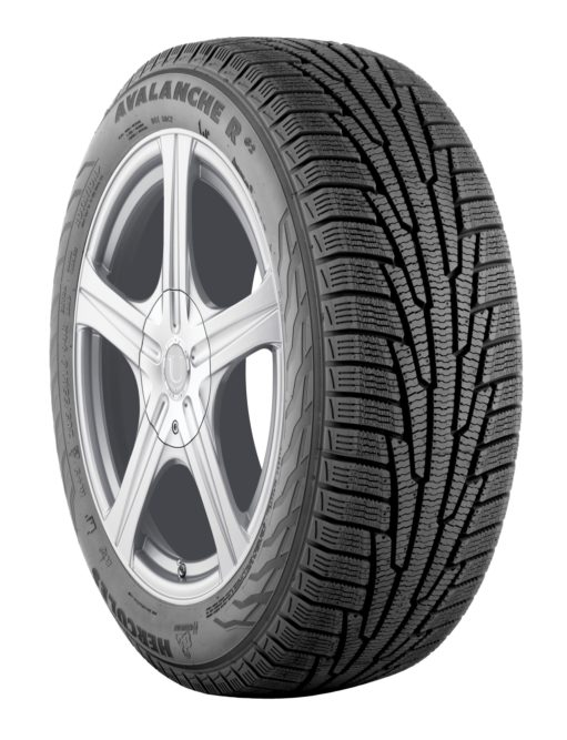 Hercules introduces Avalanche R G2 winter tire
