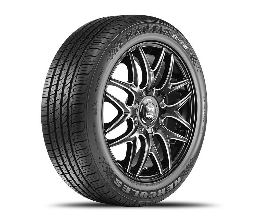 Hercules introduces Raptis R-T5 UHP tire