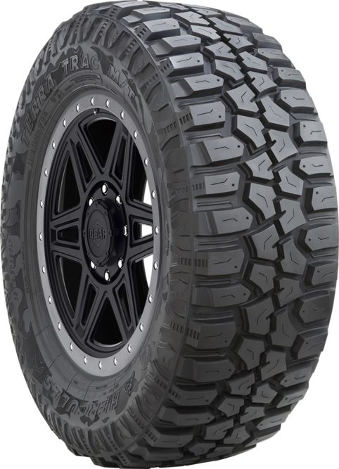 Hercules Offers More 37-Inch Sizes of Terra Trac M/T Tires