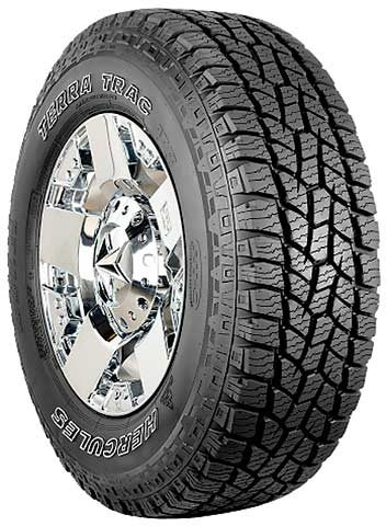 Hercules releases two LT/SUV tires