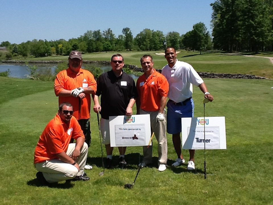 Hercules sponsors celebrity golf outing