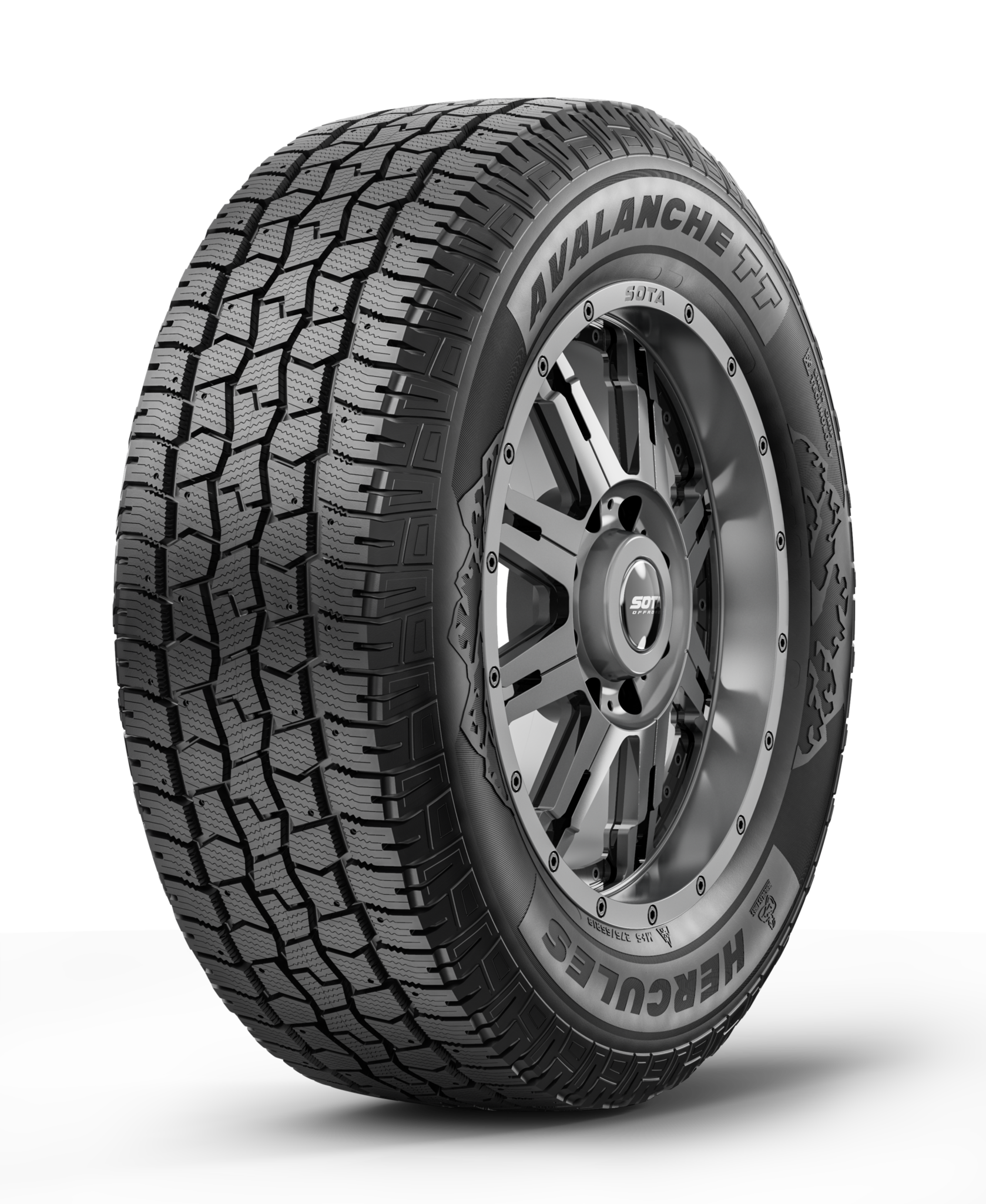 Hercules Winter Tire Lineup Expands with New Avalanche TT