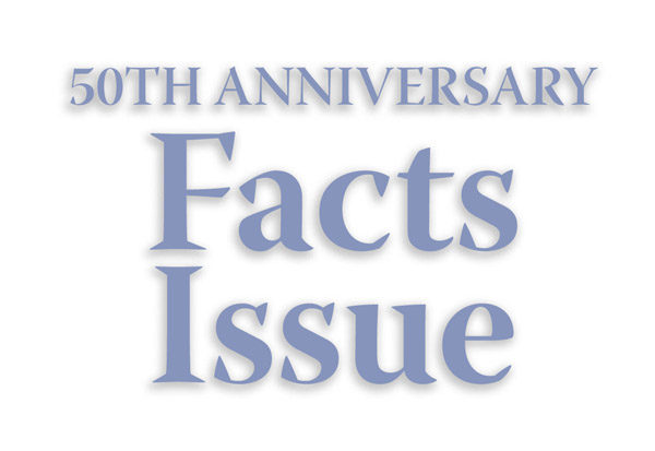 Here's a Sneak Peek at the 2016 Facts Issue!
