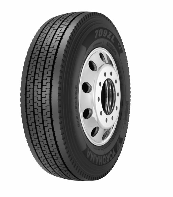 Here's the latest new truck tire news
