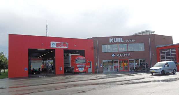 Holland Tire Dealer Thrives in a Small Town: Kuil Banden BV Credits Quick, 24/7 Service and Inventory for Success