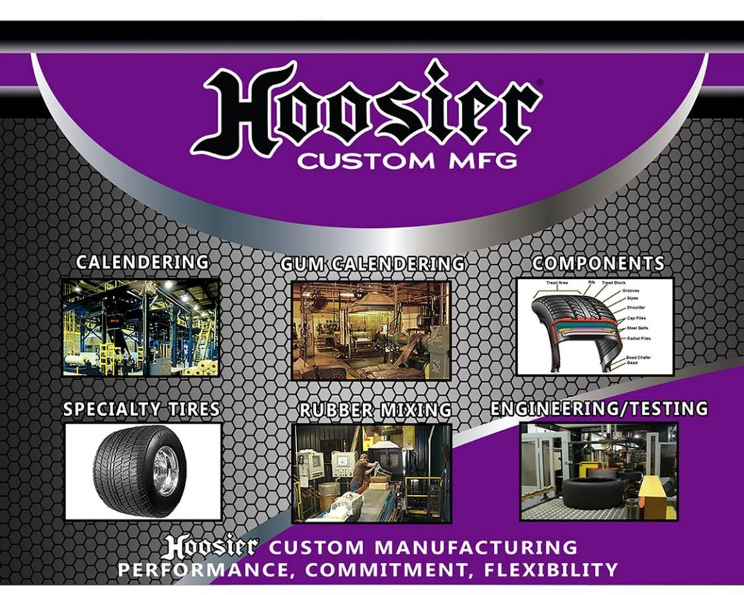 Hoosier will display at the SEMA Show
