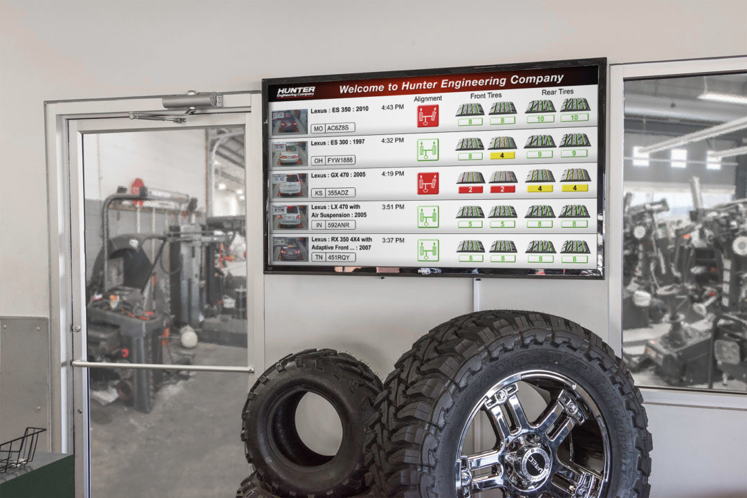 Hunter Engineering Has 20 New Products at the SEMA Show