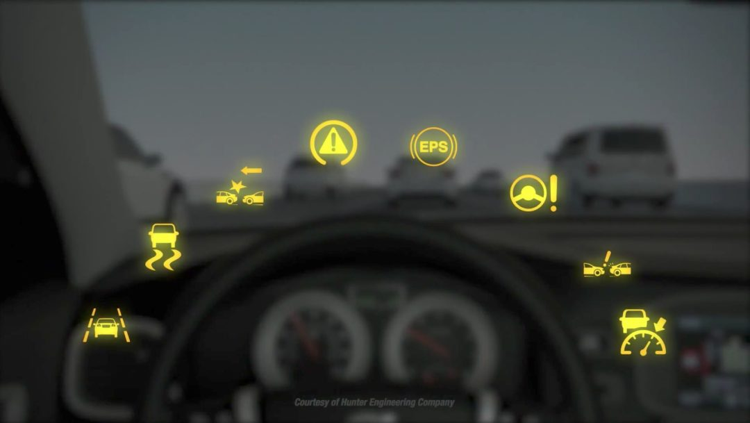 Hunter Releases Safety System Alignment Videos at the SEMA Show