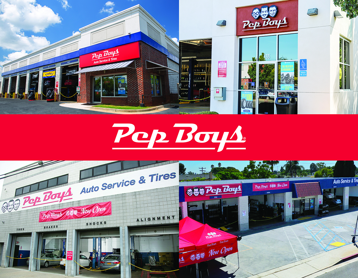 Icahn Adds Four Pep Boys Tire/Service Locations