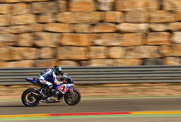 Impressive Race Two Comeback For Lowes In Aragon