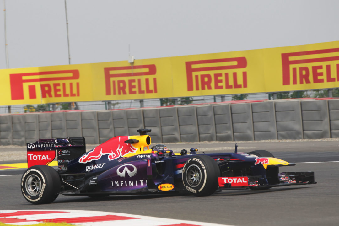 Indian Grand Prix: Practice Sessions