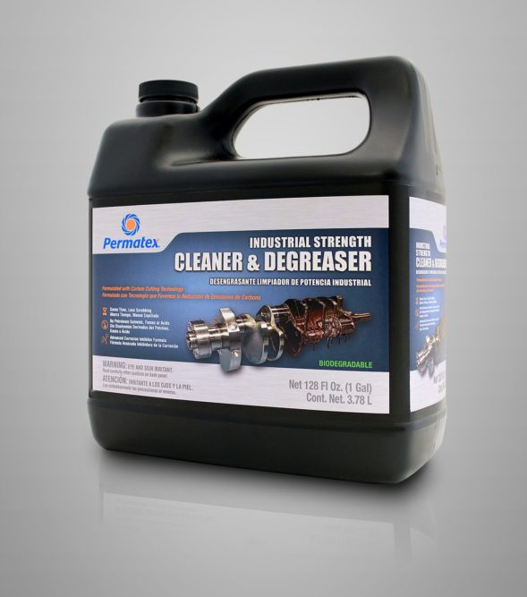 Industrial Strength Cleaner and Degreaser from Permatex