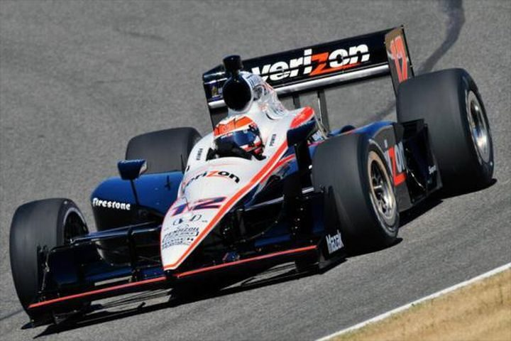Indy cars will ride on another tire brand in 2012