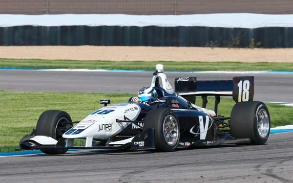 Indy Lights Heads To Homestead-Miami Speedway