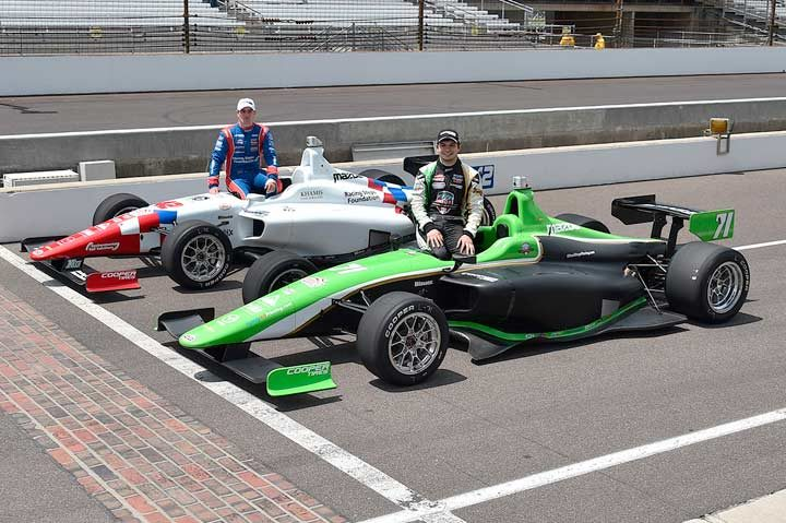 Indy Lights lap record decimated as Ethan Ringel takes pole for Freedom 100