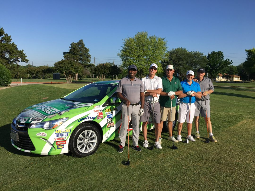 Interstate Batteries Treats Service Men and Women to a Golf Event