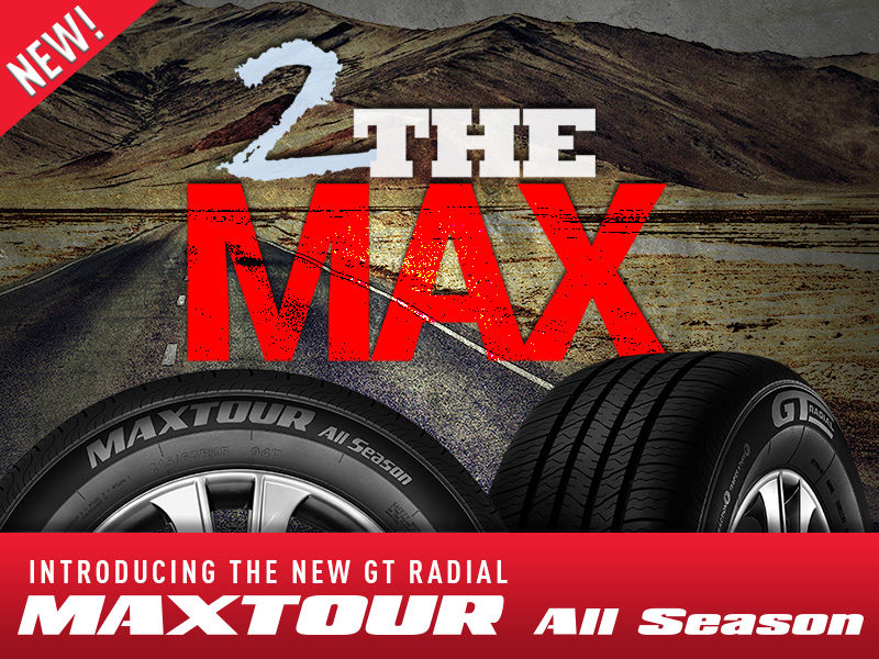 Introducing a New Premium Passenger All Season Tire From GT Radial.