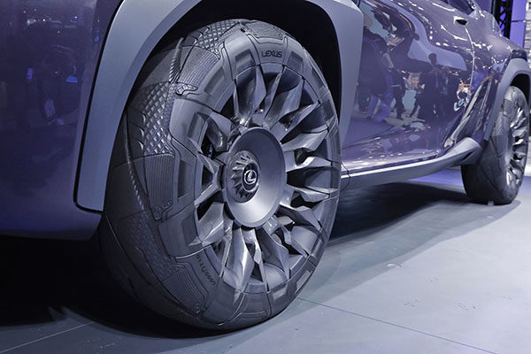 Inventory Management: CUV Tire Sizes Will Only Get More Popular