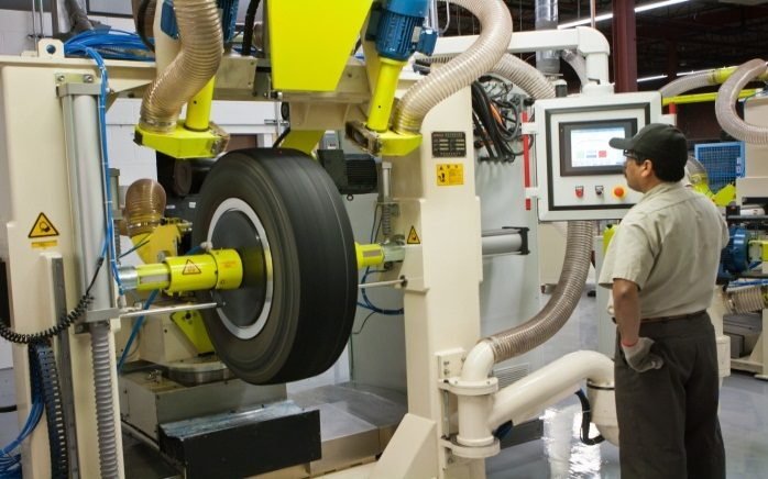 Ironhead Rubber Technologies opens retread plant