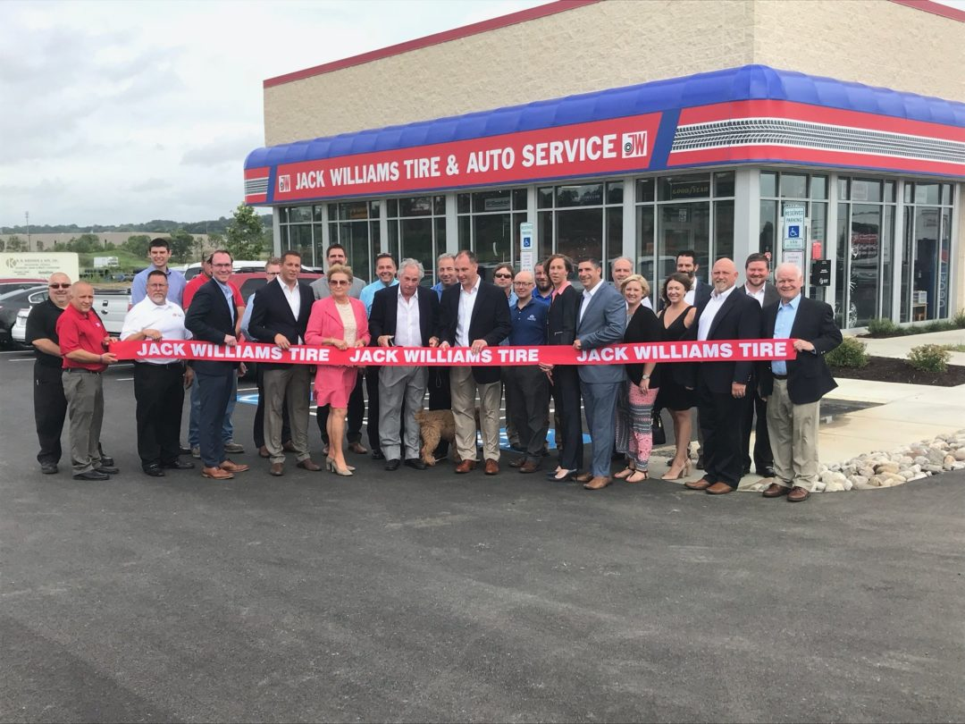 Jack Williams Tire Opens a 3rd Store in Lancaster