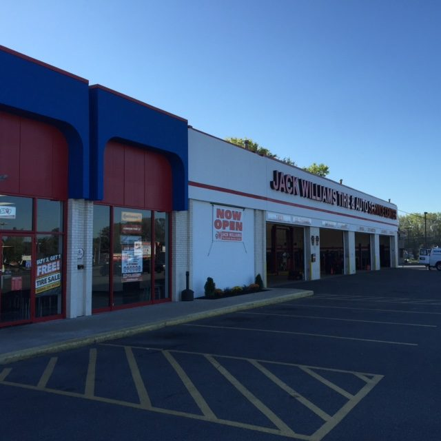 Jack Williams Tire Opens Store Number 35