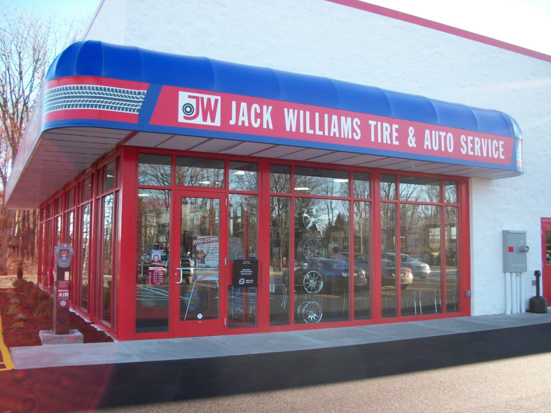 Jack Williams Tire reopens store following fire