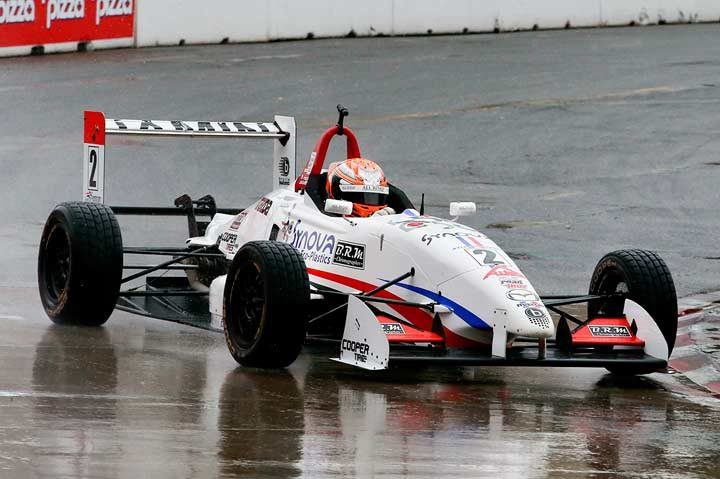 Jamin adds to points lead with Toronto victory