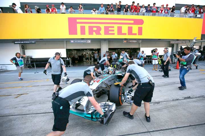 Japanese Grand Prix – Practice Sessions