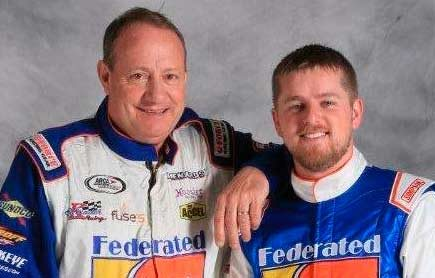 Justin Allgaier joins Federated Auto Parts Racing Team