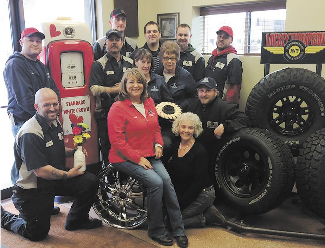 Keeping the Faith at Carter Tire: Weathering the Economic Storm with Peer Advice and Prayer