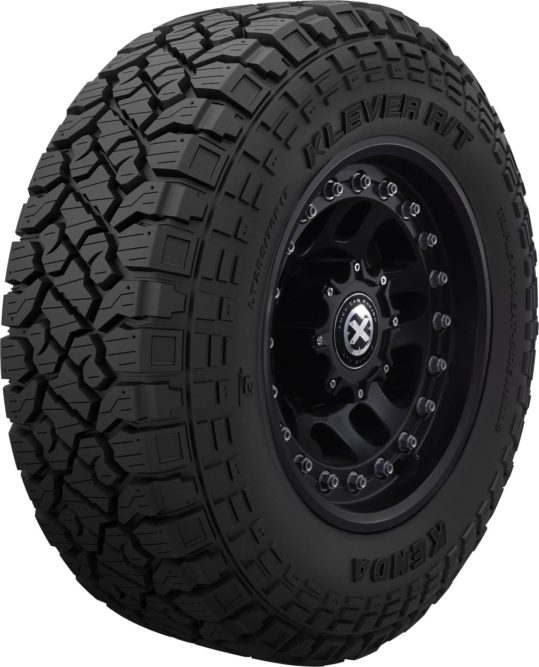 Kenda Adds Rough Terrain Tire to Klever Family