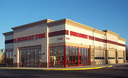 Kentucky fried expansion: Discount Tire Louisville