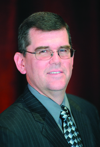 Knowledge is power for new TIA president