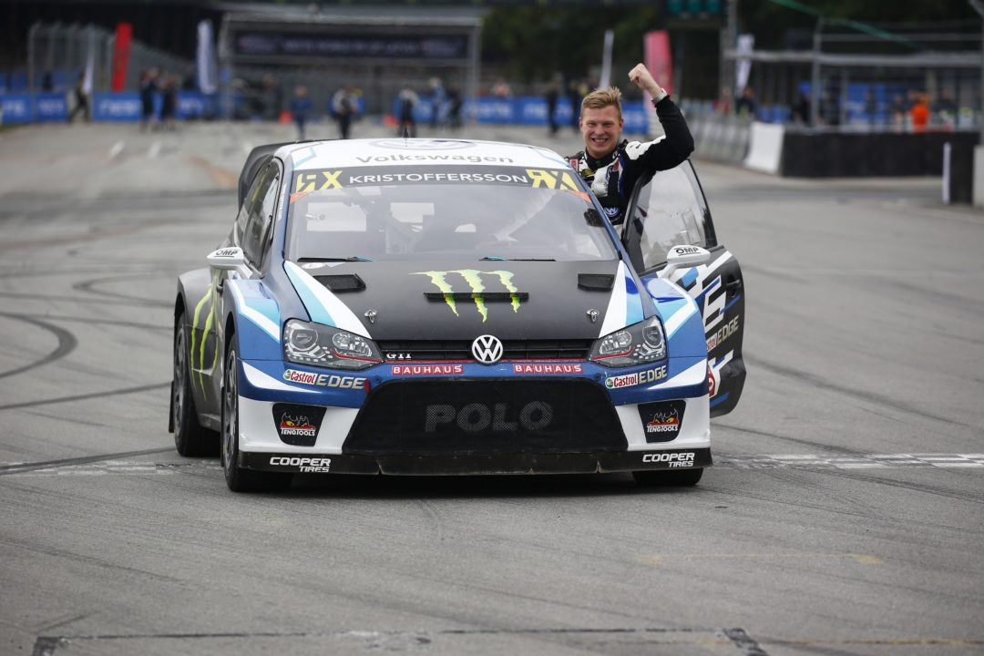 Kristoffersson Seals World RX title On Cooper tyres