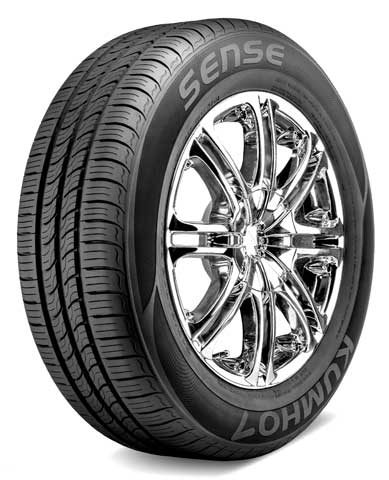 Kumho dealers get two new tires for New Year's