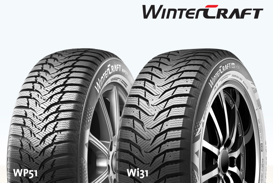 Kumho introduces two winter tires