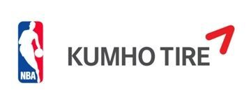 Kumho is the NBA's official tire
