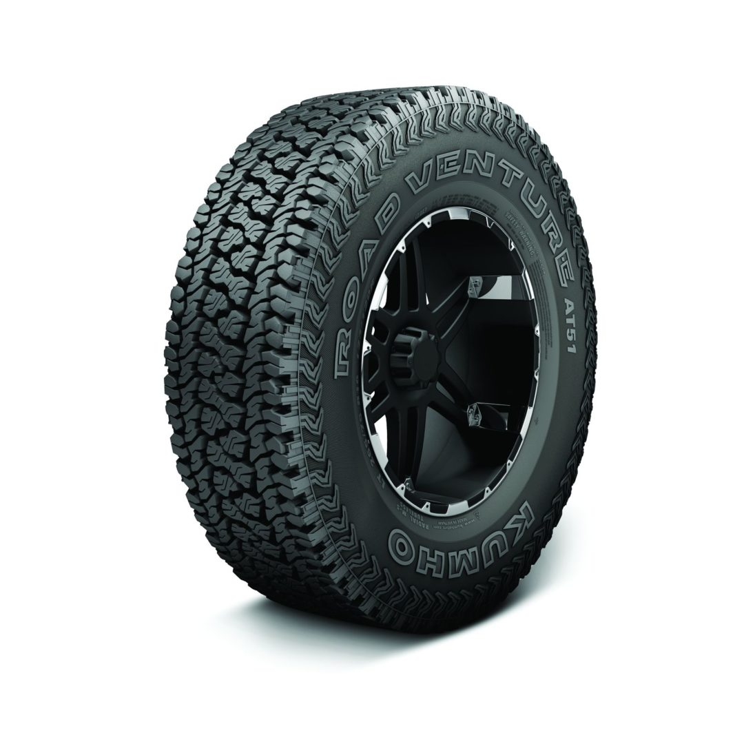 Kumho Releases Road Venture AT51