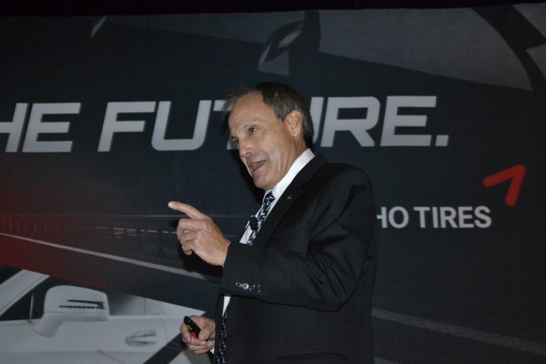 Kumho's Allaire: uncertainties and optimism