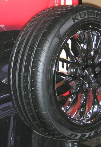 Kumho takes on the industry with Ecsta 4X