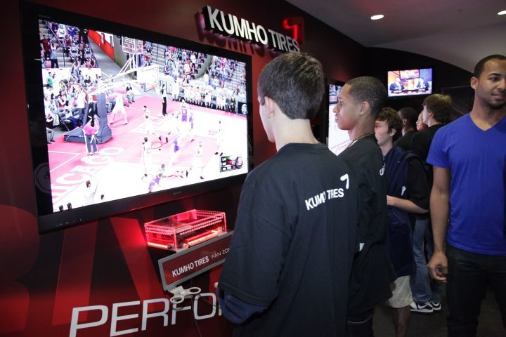 Kumho tells Heat fans to 'Get in the Zone!'