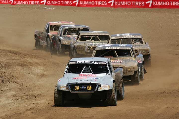 Kumho Tire tears it up at TORC season opener