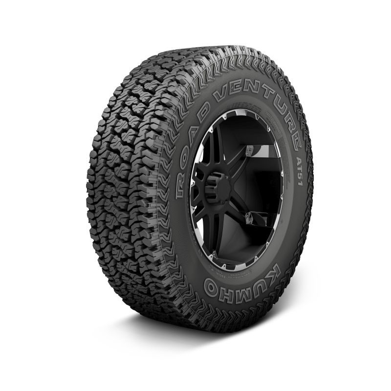 Kumho unveils all-terrain and touring tires