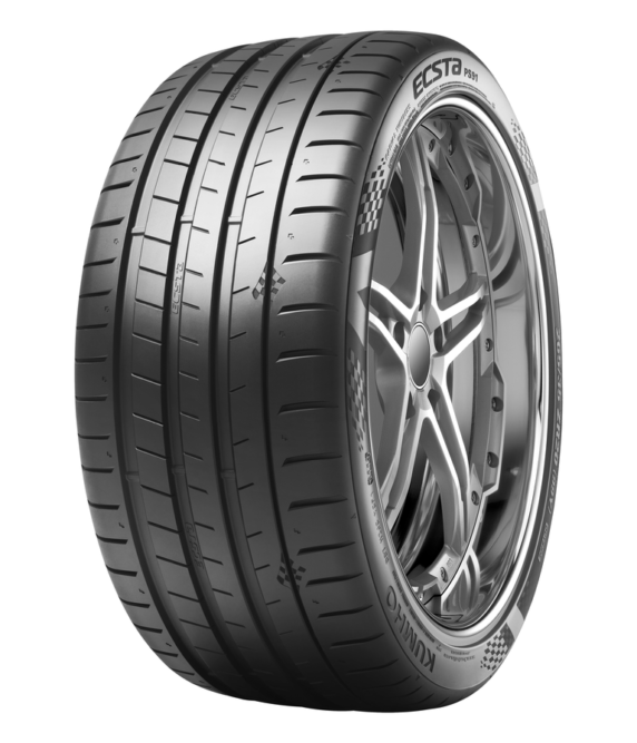 Kumho Unveils Ecsta PS91 UHP Summer Tire