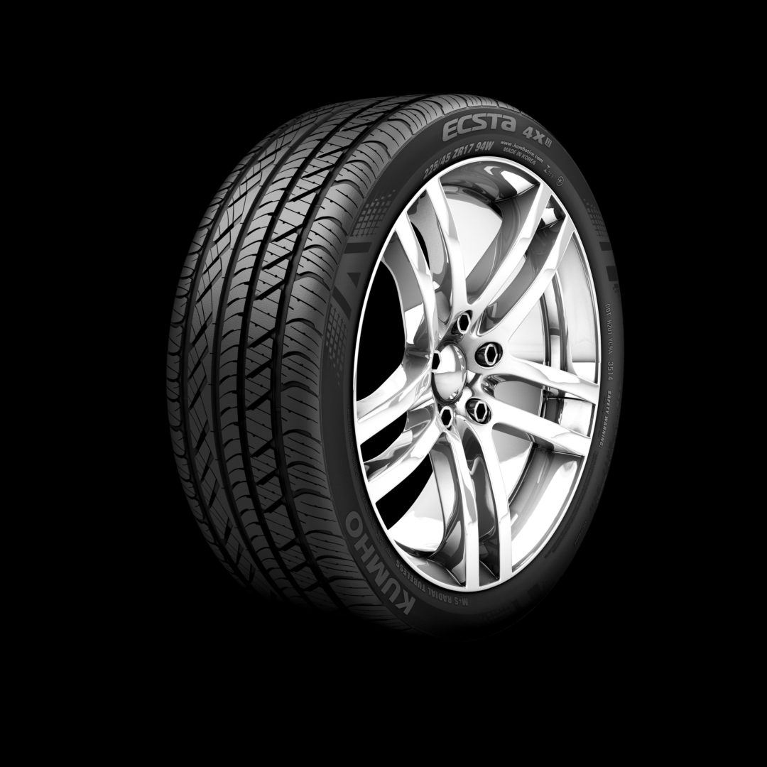 Kumho unveils UHP and premium CUV/SUV tires