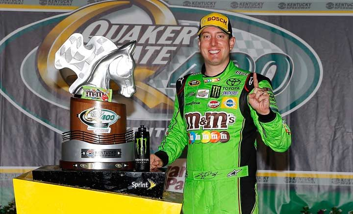 Kyle Busch Foundation earns donation from Bosch Aftermarket