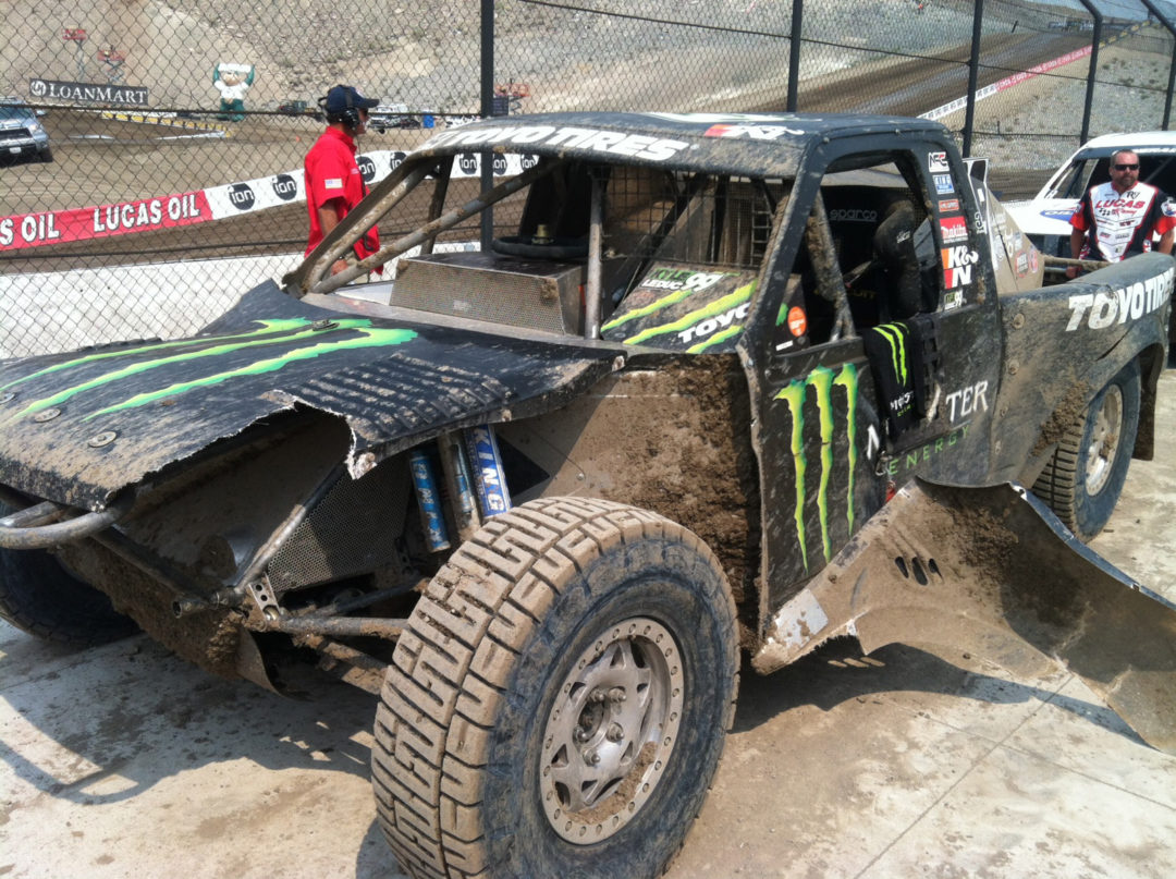 Kyle LeDuc and Toyo sweep rounds at Wild West Motorsports Park