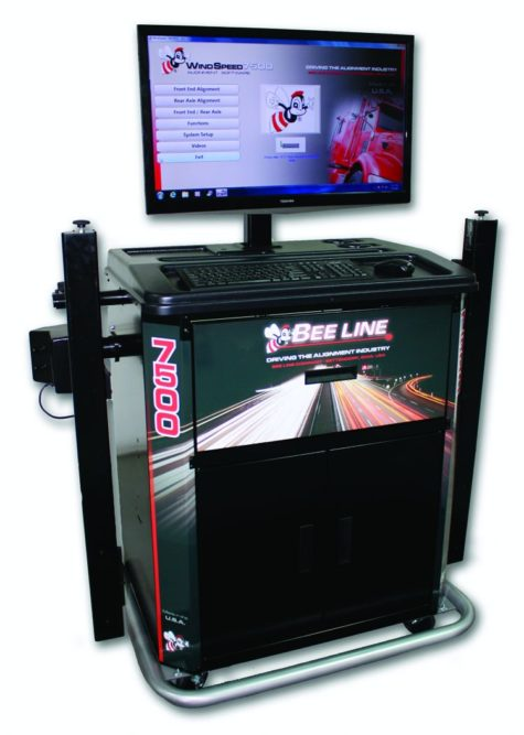 Laser Fast Alignment System