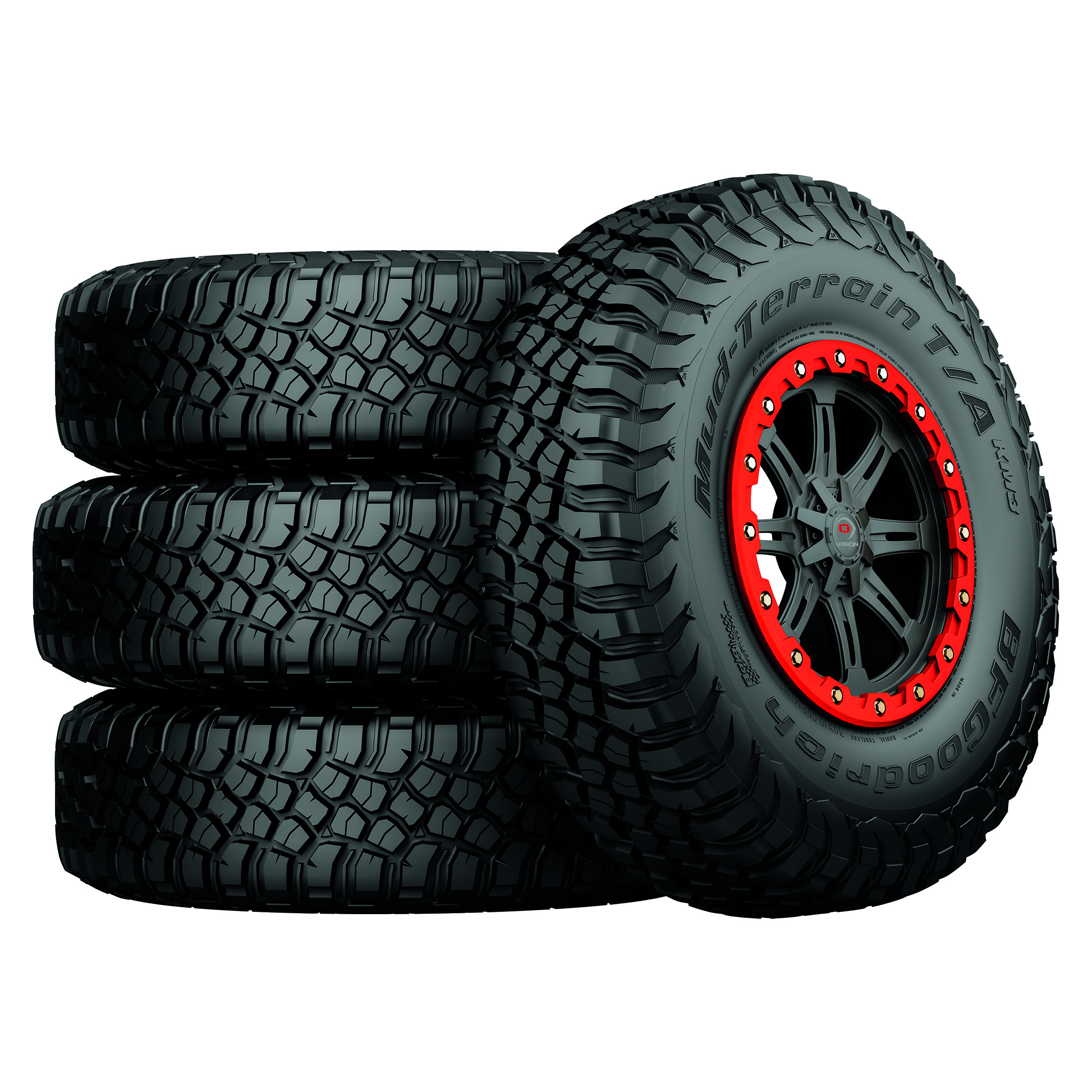 Latest BFGoodrich M/T Tire Comes in UTV Sizes